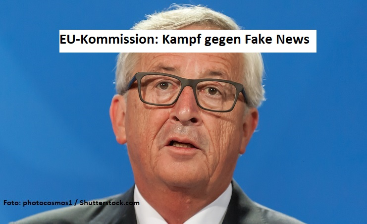 EU Kommission Fake News