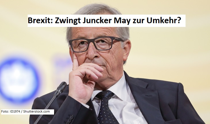 Juncker Brexit May
