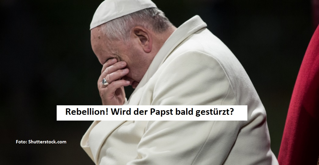 Papst Rebellion