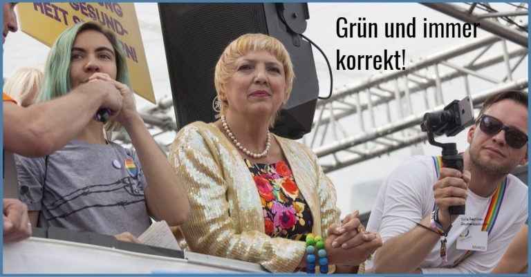 Claudia Roth Gender