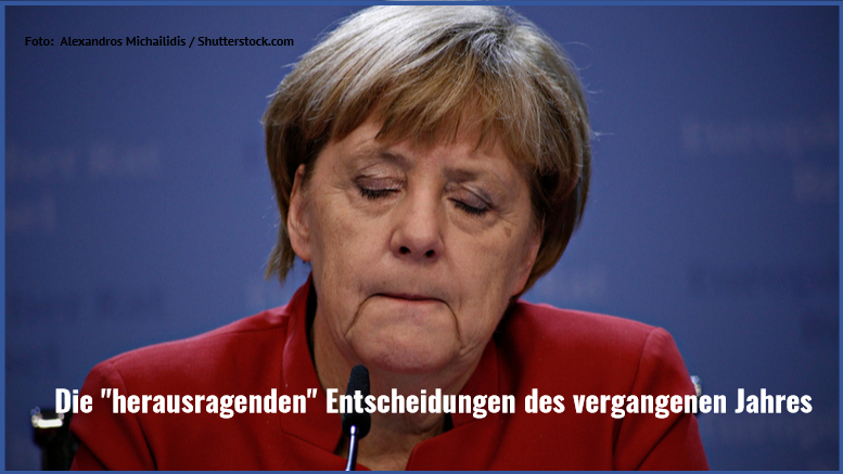 Happy B-Day Merkel